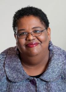 """Nancy"" award recipient Karen Kelley-Ariwoola"